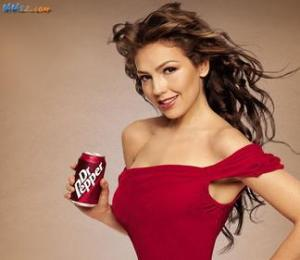 Dr Pepper Model